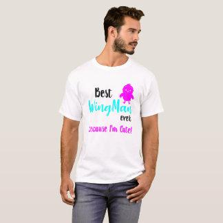 Best WingMan - Chick Magnet T-Shirt