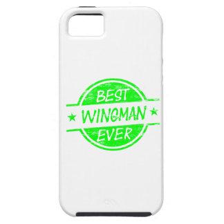 Best Wingman Ever Green iPhone 5 Cases
