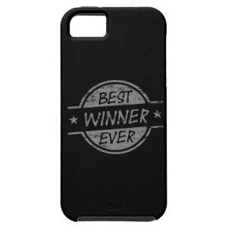 Best Winner Ever Gray iPhone 5 Cases