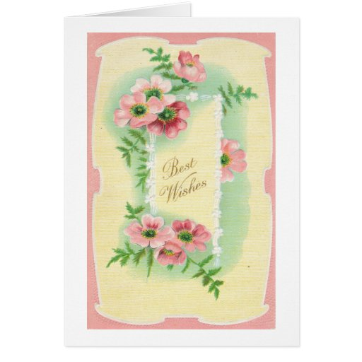 Best Wishes for a Speedy Recovery Greeting Card