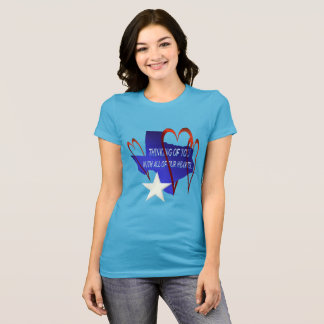 BEST WISHES, TEXAS T-Shirt