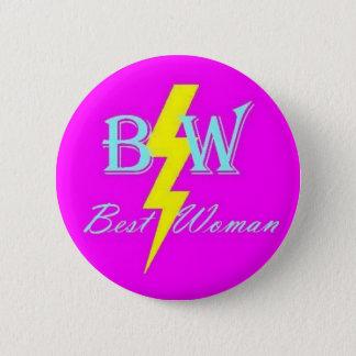 Best Woman Button