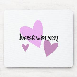 Bestwoman Mouse Pad
