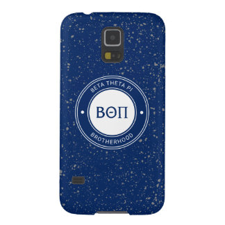Beta Theta Pi | Badge Galaxy S5 Cases