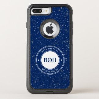 Beta Theta Pi | Badge OtterBox Commuter iPhone 8 Plus/7 Plus Case