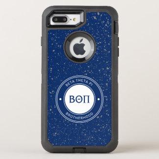 Beta Theta Pi | Badge OtterBox Defender iPhone 8 Plus/7 Plus Case