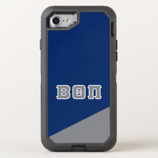 Beta Theta Pi | Greek Letters OtterBox Defender iPhone 8/7 Case