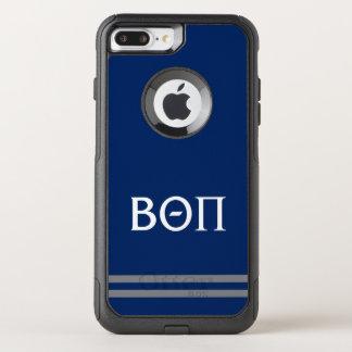 Beta Theta Pi | Sport Stripe OtterBox Commuter iPhone 8 Plus/7 Plus Case