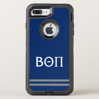 Beta Theta Pi | Sport Stripe OtterBox Defender iPhone 8 Plus/7 Plus Case