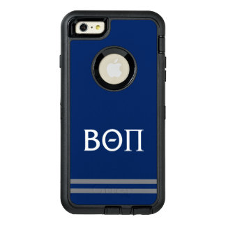 Beta Theta Pi | Sport Stripe OtterBox Defender iPhone Case
