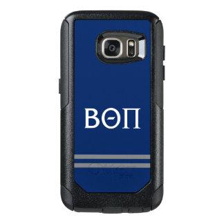 Beta Theta Pi | Sport Stripe OtterBox Samsung Galaxy S7 Case