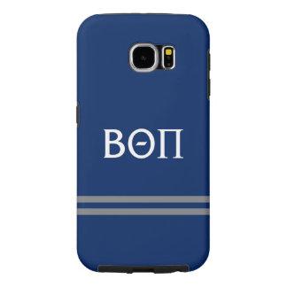Beta Theta Pi | Sport Stripe Samsung Galaxy S6 Cases