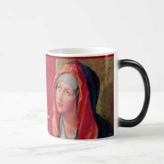 Betende Maria Magic Mug