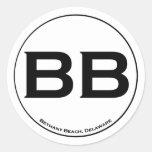 Bethany Beach Stickers