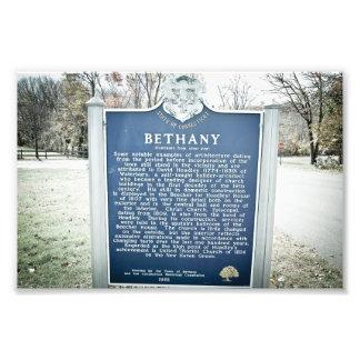 Bethany CT Art Photo
