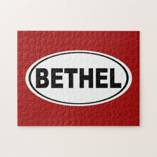 Bethel Connecticut Jigsaw Puzzle