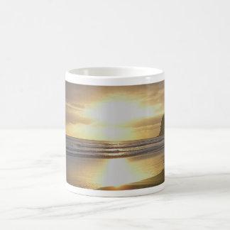 Bethells Sunset Basic White Mug
