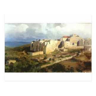 Bethlehem by Vasily Polenov Postcard