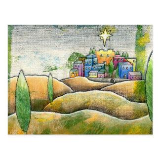 Bethlehem IV Postcard