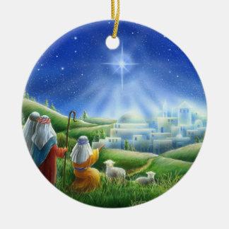 Bethlehem Ornament