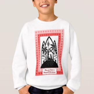 Bethlehem silhouette sweatshirt