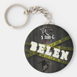 BETHLEHEM - Skater Style Key Ring