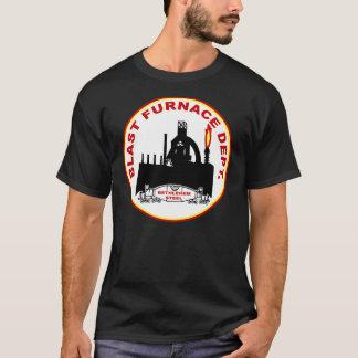 Bethlehem Steel Blast Furnace Dept T-Shirt
