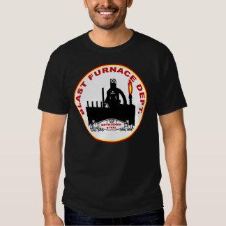 Bethlehem Steel Blast Furnace Dept Tshirt