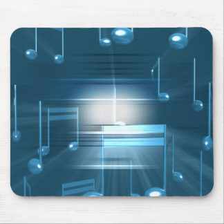 bethoven_blue mouse pad