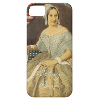 Betsy Ross First American Flag Vintage Portrait US Case For The iPhone 5