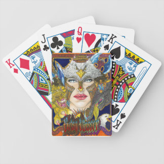Betsy Wasser Design products Bicycle Playing Cards