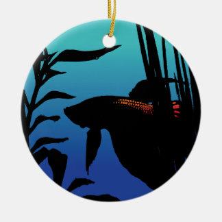 Betta Ornament