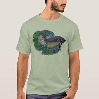 Betta Siamese Fighting Fish T-shirt