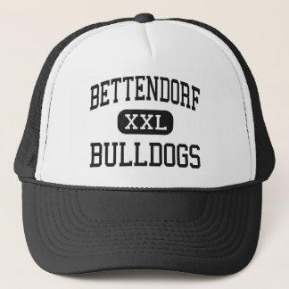 Bettendorf - Bulldogs - High - Bettendorf Iowa Trucker Hat