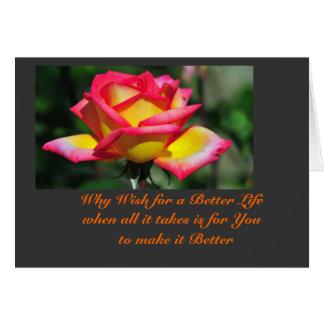 Better Life Card