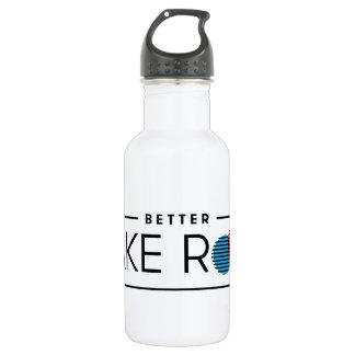 Better Make Room Wordmark 532 Ml Water Bottle