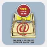 Better Mousetrap Sticker