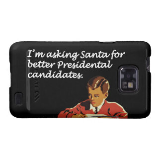 Better Presidential Candidates Joke Samsung Galaxy Covers