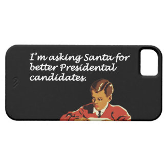 Better Presidential Candidates Joke iPhone 5 Cases