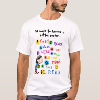Better Reader T-Shirt