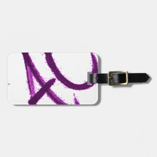 BETTER THAN A C.its an ac. Luggage Tag