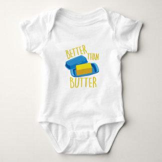 Better Than Butter Baby Bodysuit