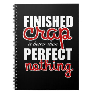 """""""Better Than Nothing"""" Notebook"""