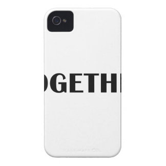 Better Together 2 Case-Mate iPhone 4 Case