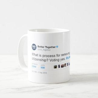 Better Together Lie Coffee Mug