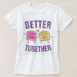 Better Together PBJ T-Shirt