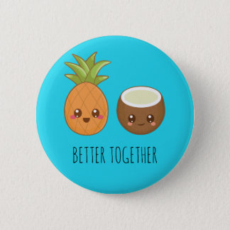 Better Together Pin Badge