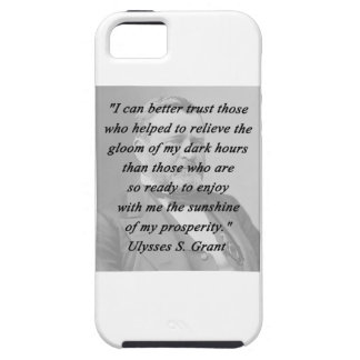 Better Trust - Ulysses S Grant iPhone 5 Cover