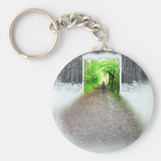 Better weather key ring