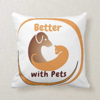Better with Pets Cushion